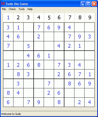 Sudo The Sudoku Puzzle Game preview 0