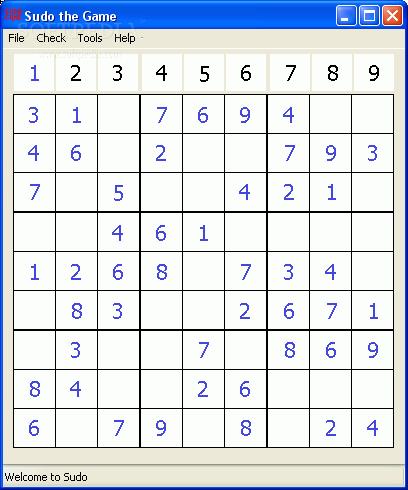Sudo The Sudoku Puzzle Game preview 0