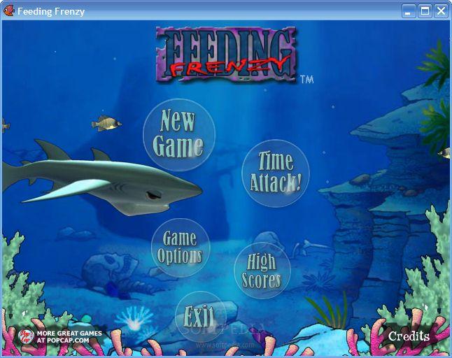 تحميل لعبة السمكه الجزء الثالث