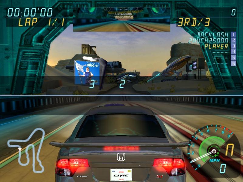 Final-Drive Nitro
