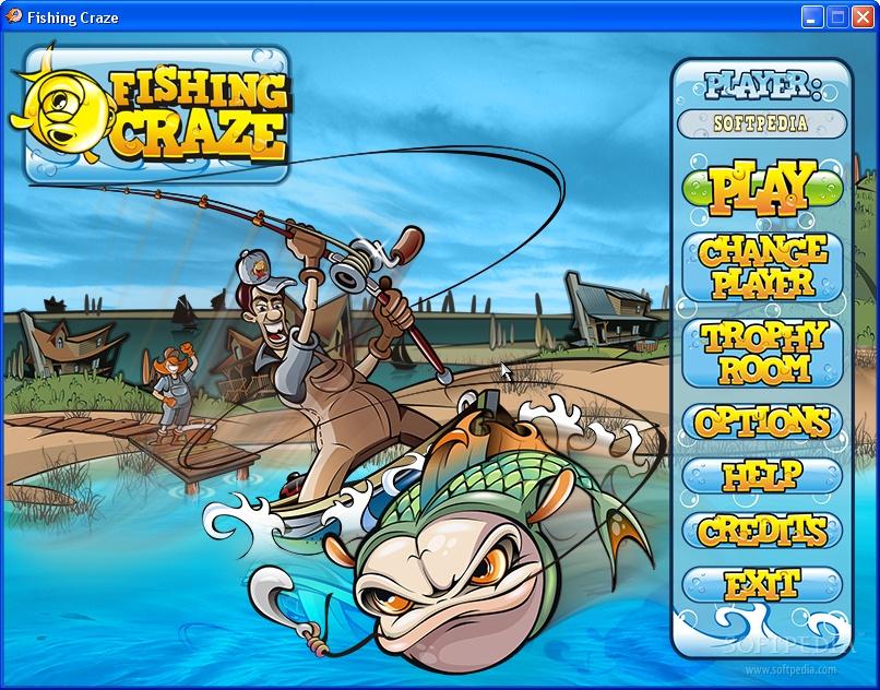 صيد السمك فهده اللعبه لك لعبه fishing craze