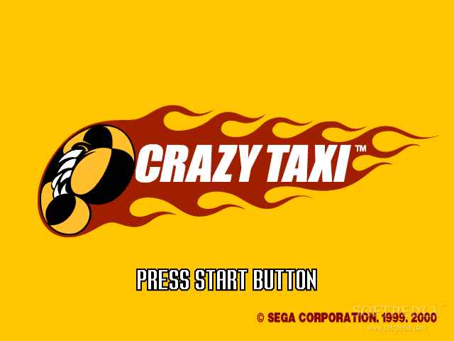 3 11 1 تحميل لعبه كريزى تاكسى   Crazy taxi    لعبه التاكسى المجنون