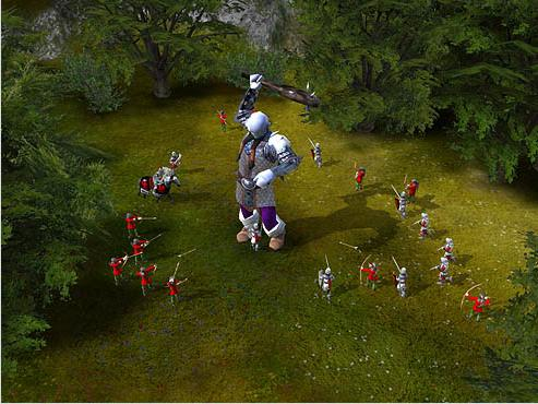 Stronghold Legends +8 Trainer screenshot 1