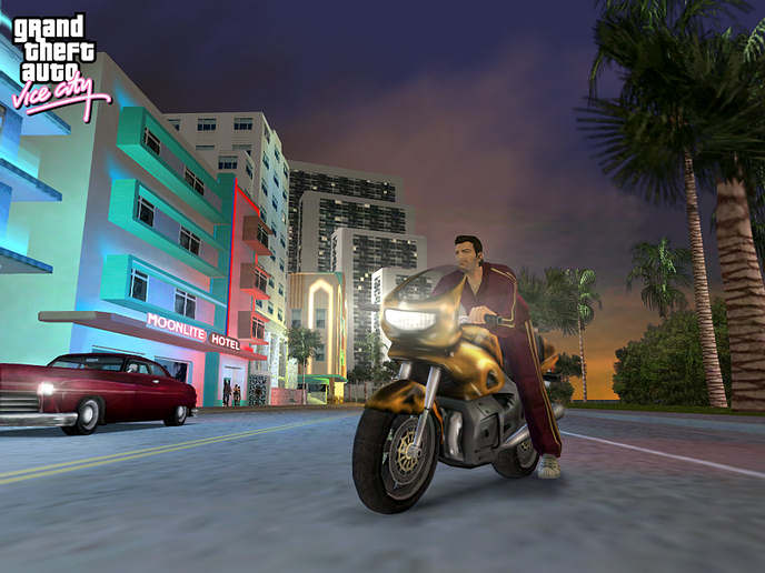 Requisitos minimos para Gta Vice City