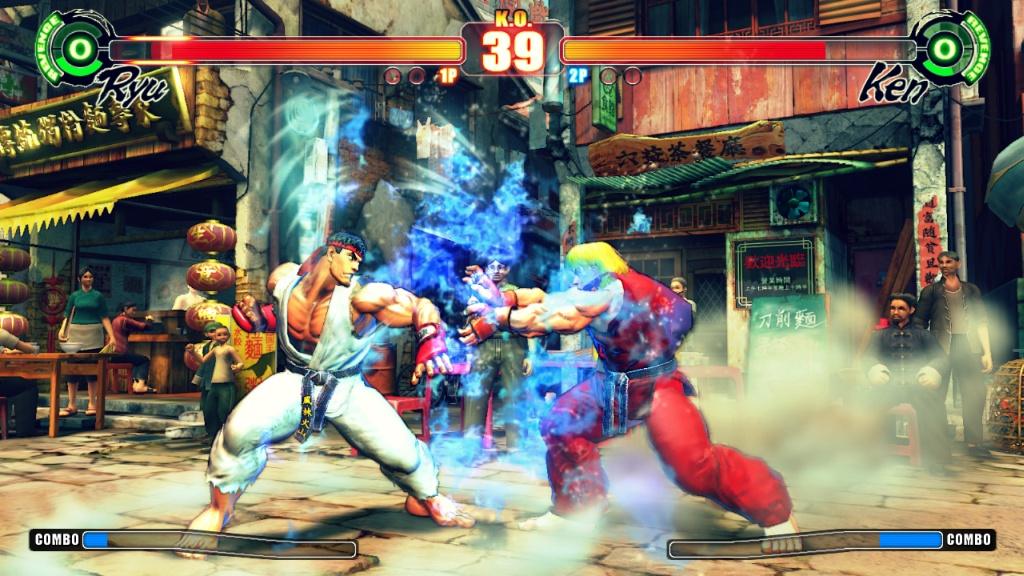 street fighter v ryu moves