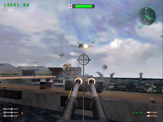 اللعبة الاقوى حروب الطائرات Raid