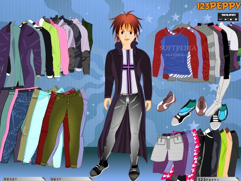 anime dress up spiele