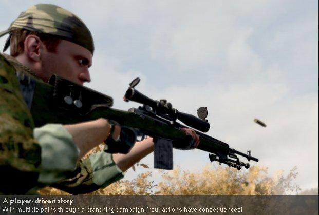 Patch Патч ArmA 2 Operation Arrowhead v1.52 / ArmA 2 Операция.
