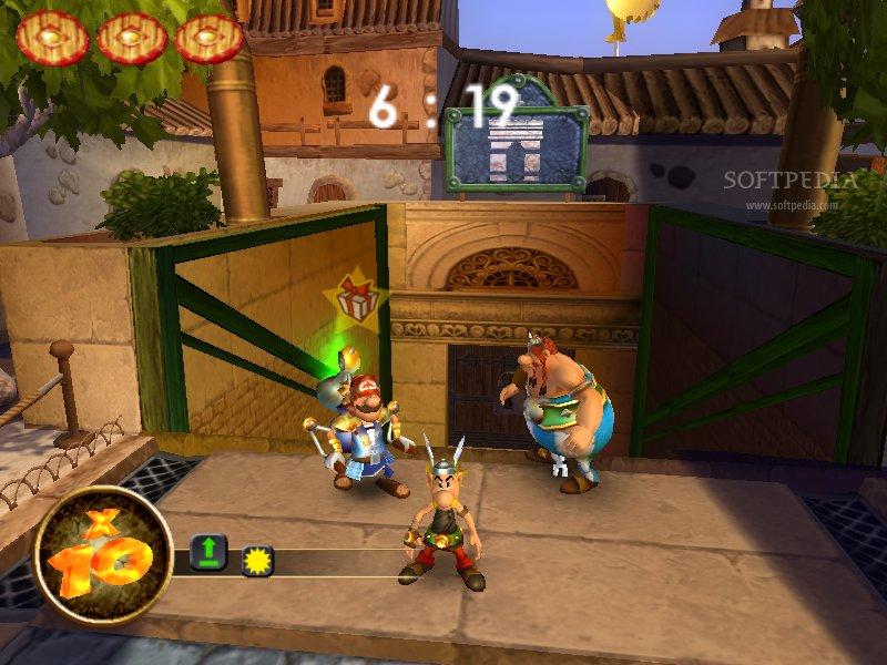 Asterix And Obelix XXL 2 Mission Las  Vegum