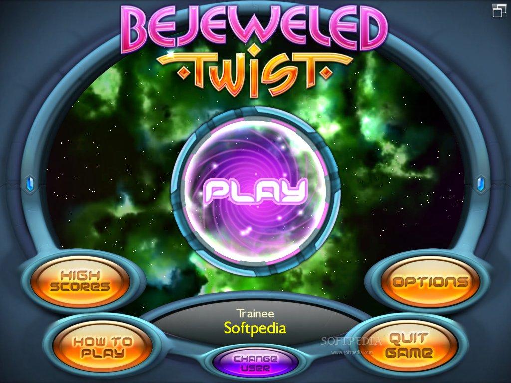 Скачать бесплатно Игру Bejeweled Twist (полная версия) .