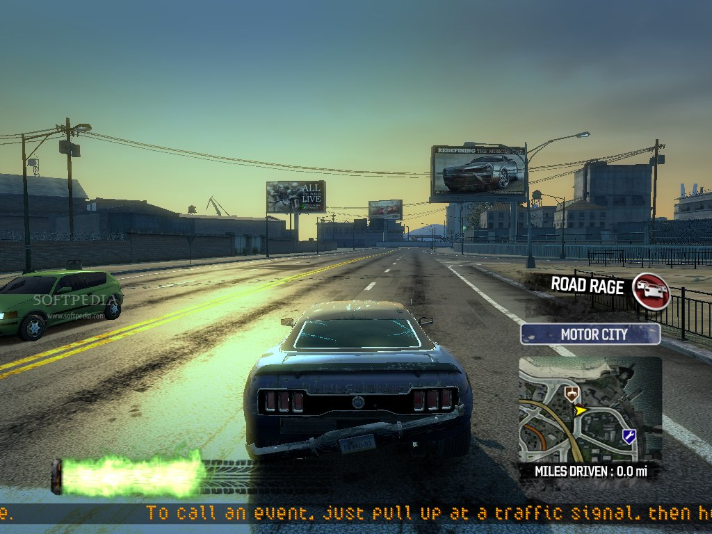 Burnout Paradise: The Ultimate Box Demo screenshot 8