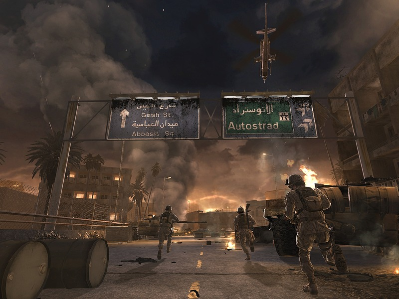 This is a +9 trainer for the game Call of Duty 4: Modern Warfare,