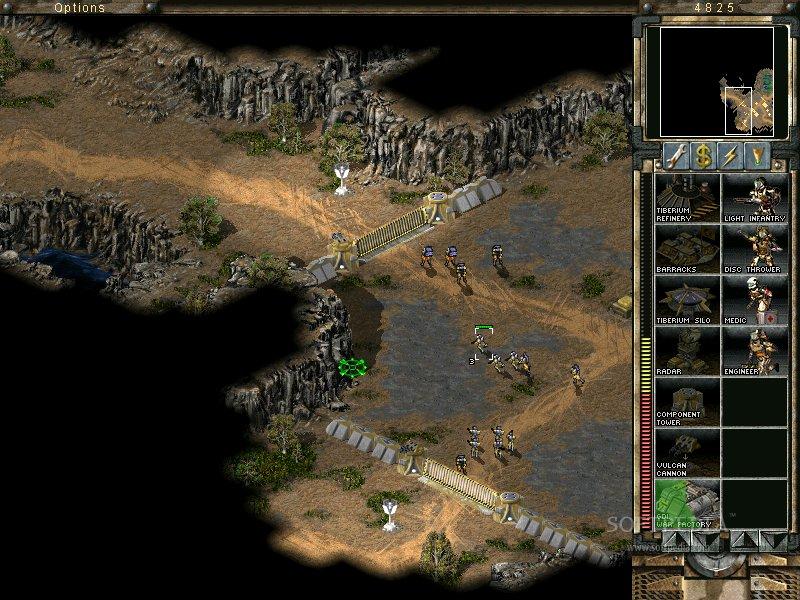 Игру Tiberian Sun
