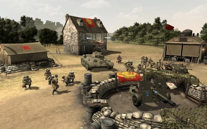 Company Of Heroes: Eastern Front (2010) PC