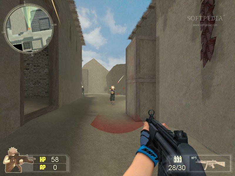 online ego shooter games