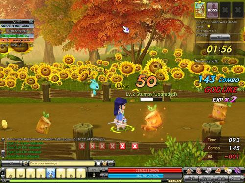 E-Games Dragonica CBT