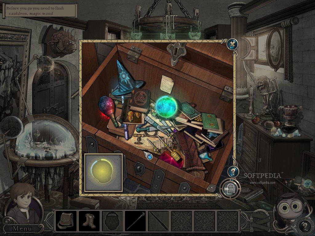 Elementals The Magic Key - Screenshots.