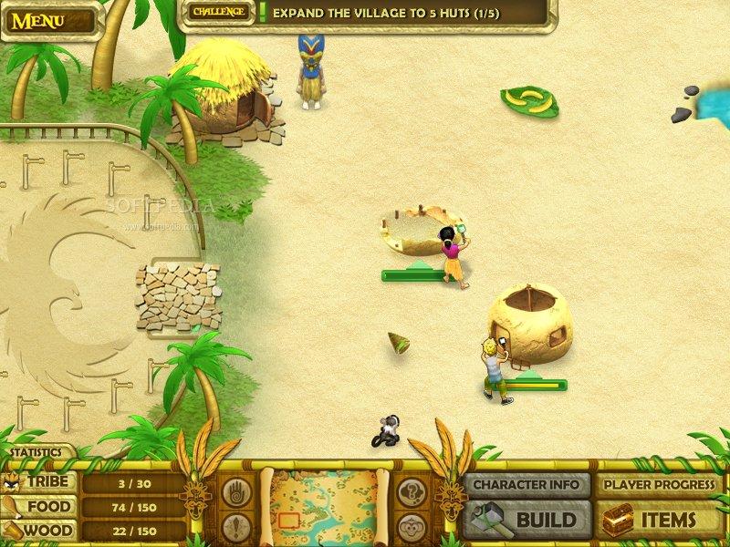[MF]♥♥ Game Protable chơi trên USB, PC không cần cài đặt ( Nhẹ và Hay) ♥♥ Escape-From-Paradise-2-A-Kingdoms-Quest_2