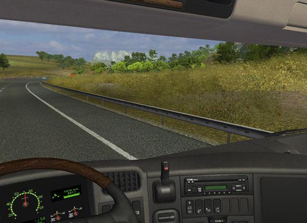 Euro Truck Simulator Demo screenshot 3