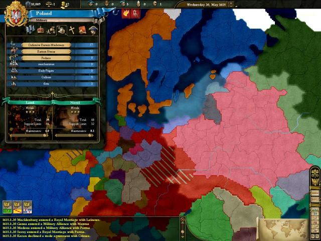 Europa Universalis III Chronicles (2011) ENG