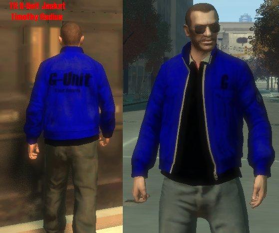 g unit jacket