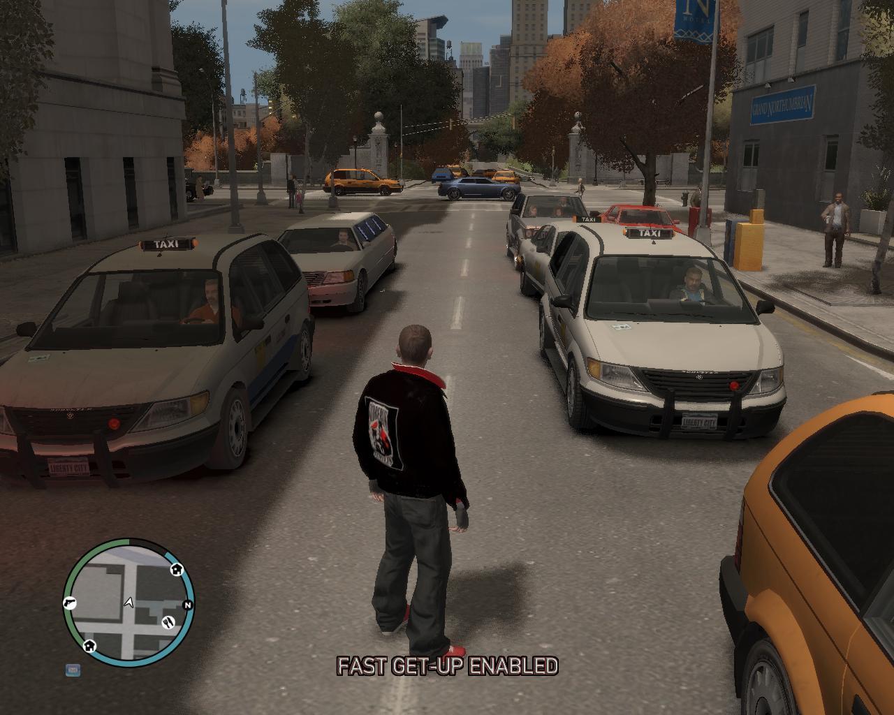 ADDONS - GTA GAMES
