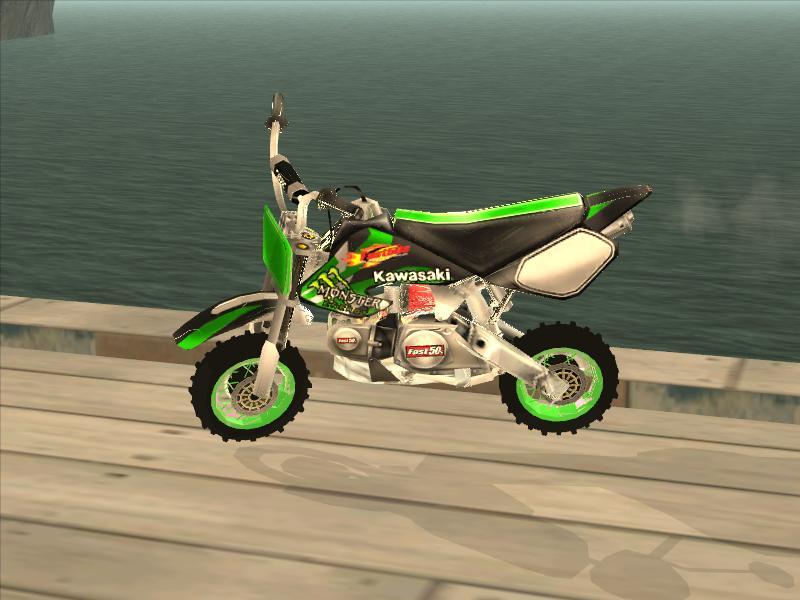 Of gta san andreas addon 2004 norco vps atomik mountain bike