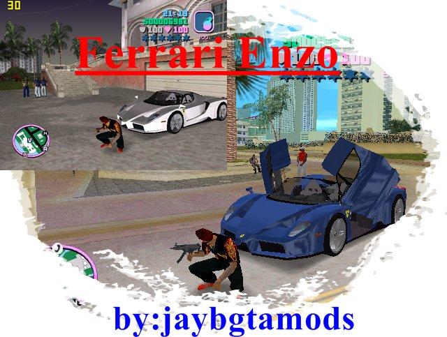 Gta Sa Mods Bmw M3 E46 Gtr. GTA: San Andreas - Ferrari