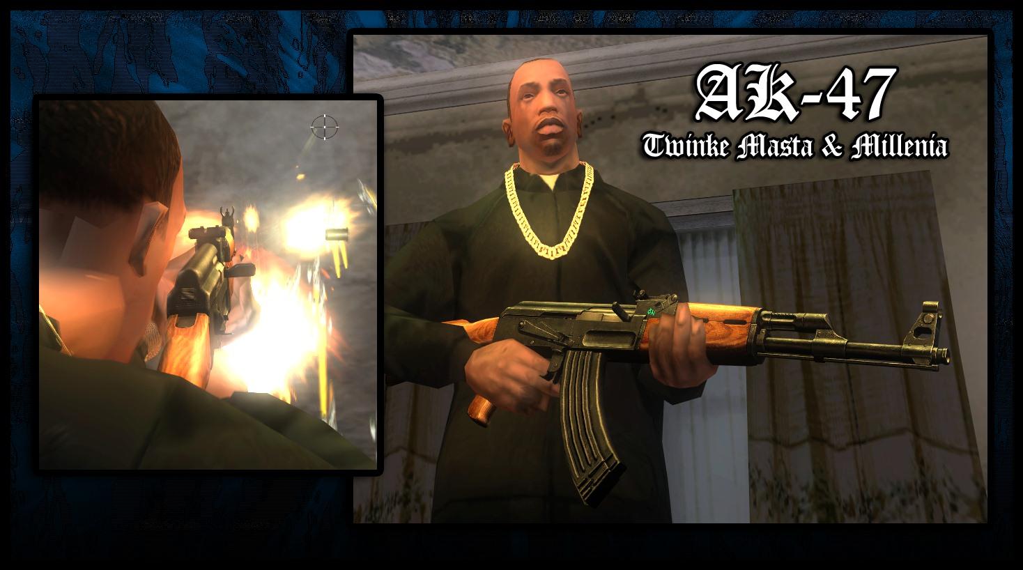 Armas Milenarias Para Tu Grand Theft Auto San Andreas   Taringa