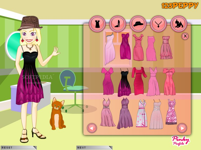ovquibita: kesha dress up games