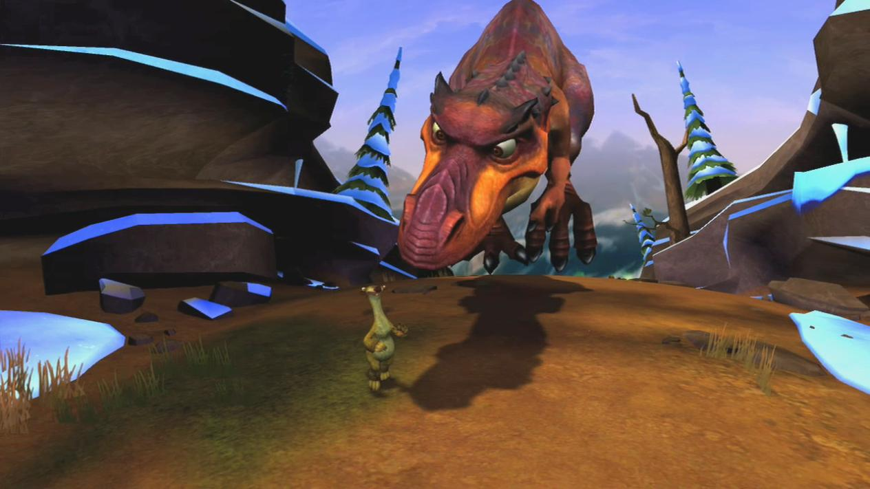 İce Age 3 : Dawn Of the Dinasaours Ice-Age-Dawn-of-the-Dinosaurs-Trailer-HD_3