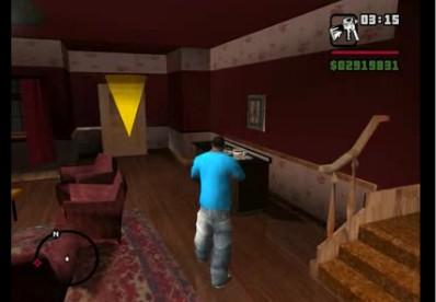 لعبة GTA San Andreas كاملة و برابط واحد