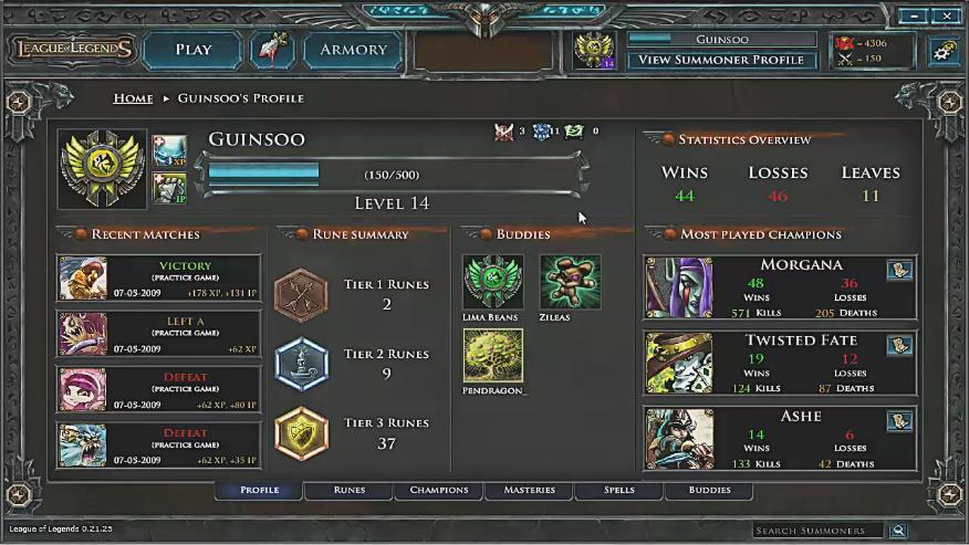 League of legends clash of fates congtruongit