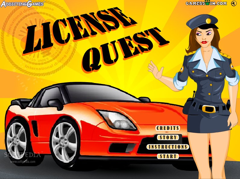 license quest