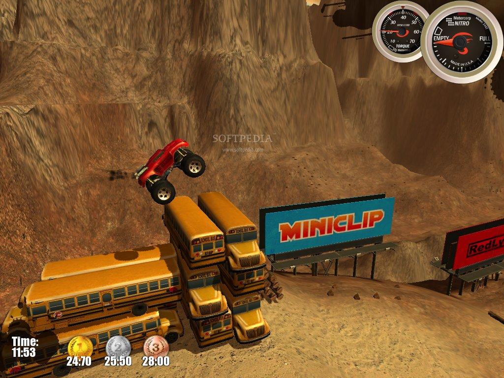 Monster Trucks Nitro The Porting Team