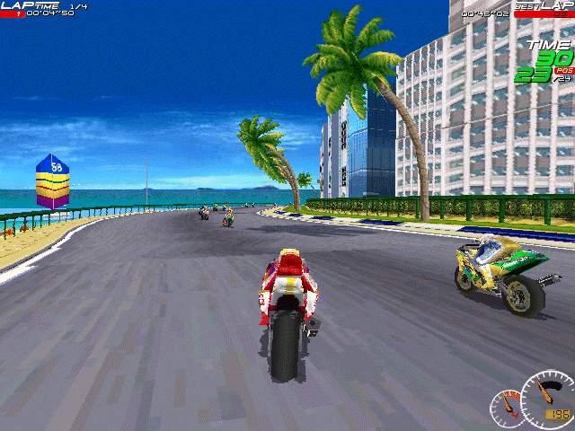 Moto Racer 1 MOTO RACER 1