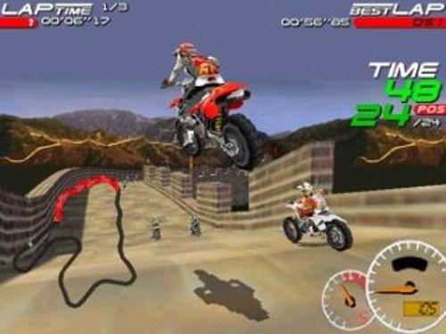 Moto Racer 2 MOTO RACER 1