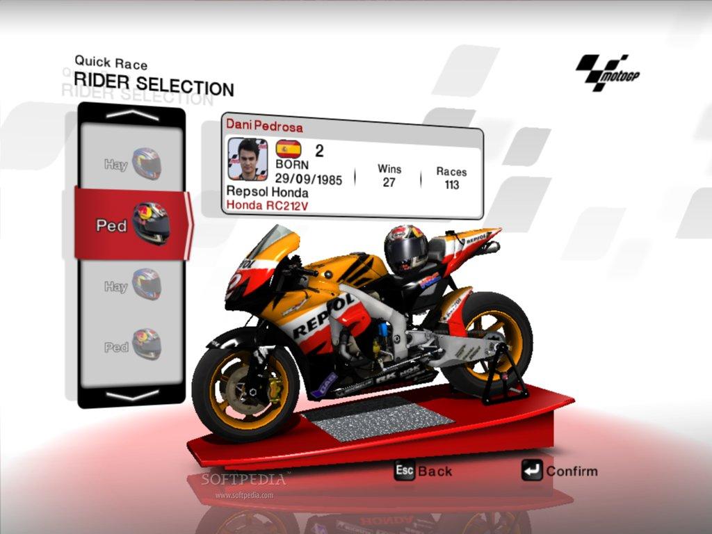 Moto Gp 8 Demo Download