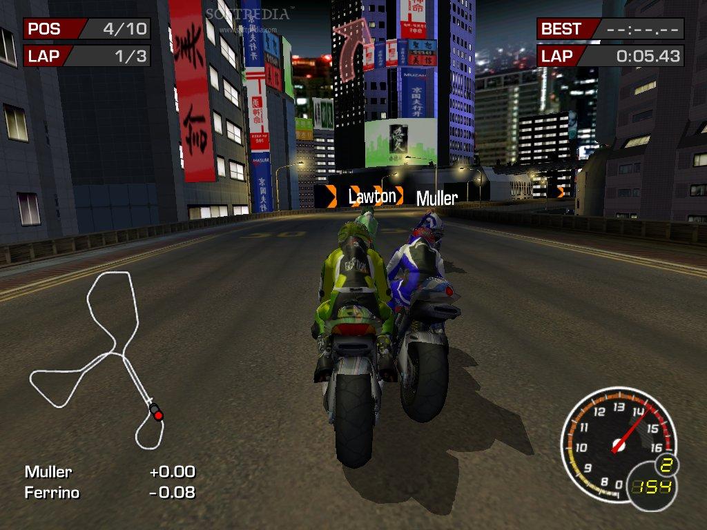 descargar juegos de motos gratis para pc