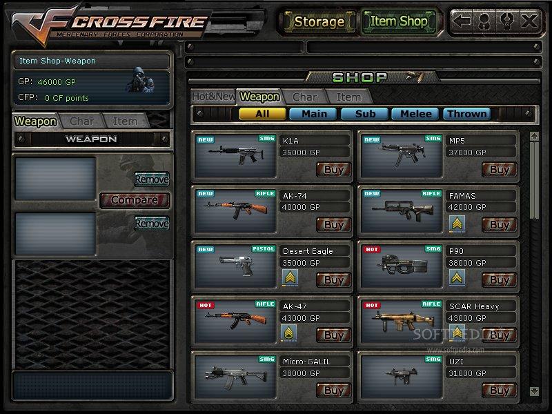 Crossfire setup v1045 xfire