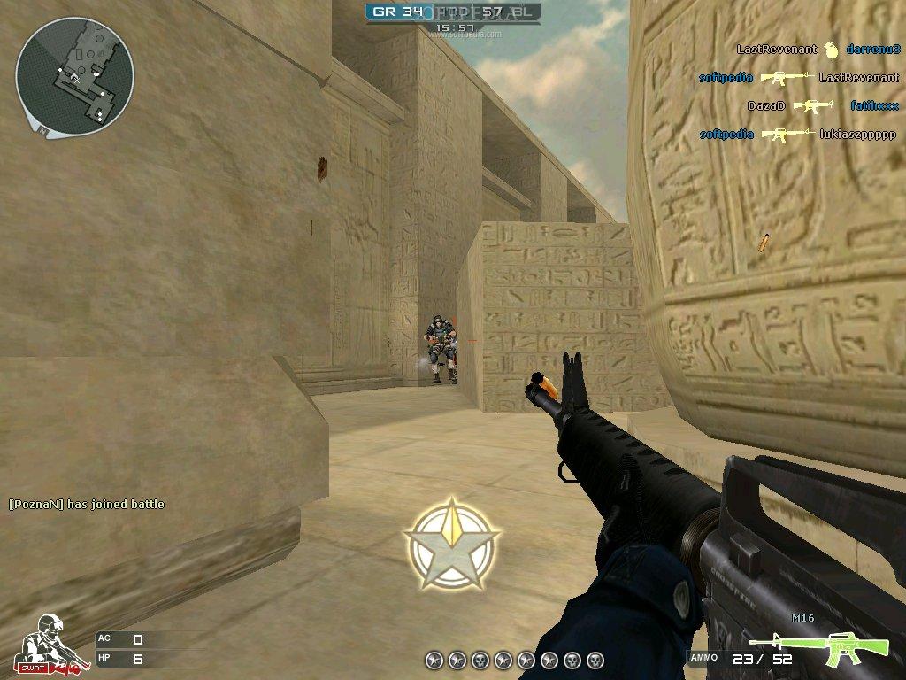 Juegos de Guerra Online [Actualizado]