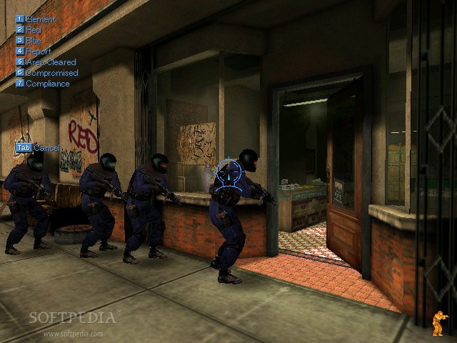 SWAT 3: Close Quarters Battle(1999)ISO ENG