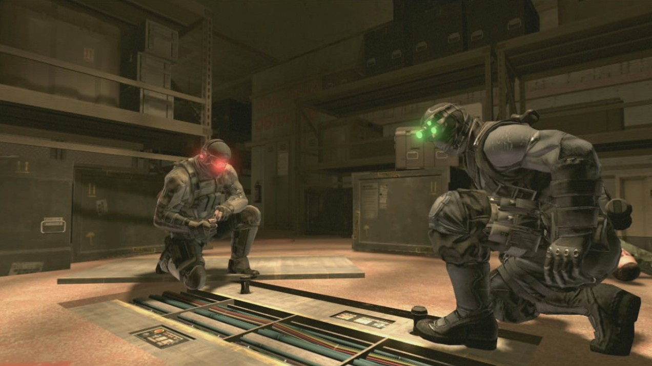 Splinter Cell Conviction Matchmaking Doesnt Work