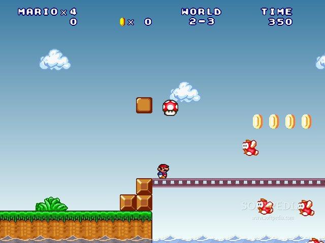 Super Mario Lost Map2010 اللعبة يعشقها الجميع