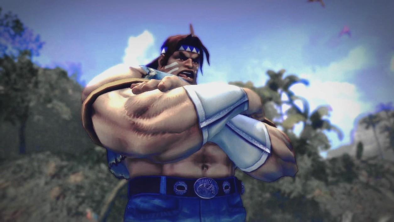 Super Street Fighter IV Xbox Game
