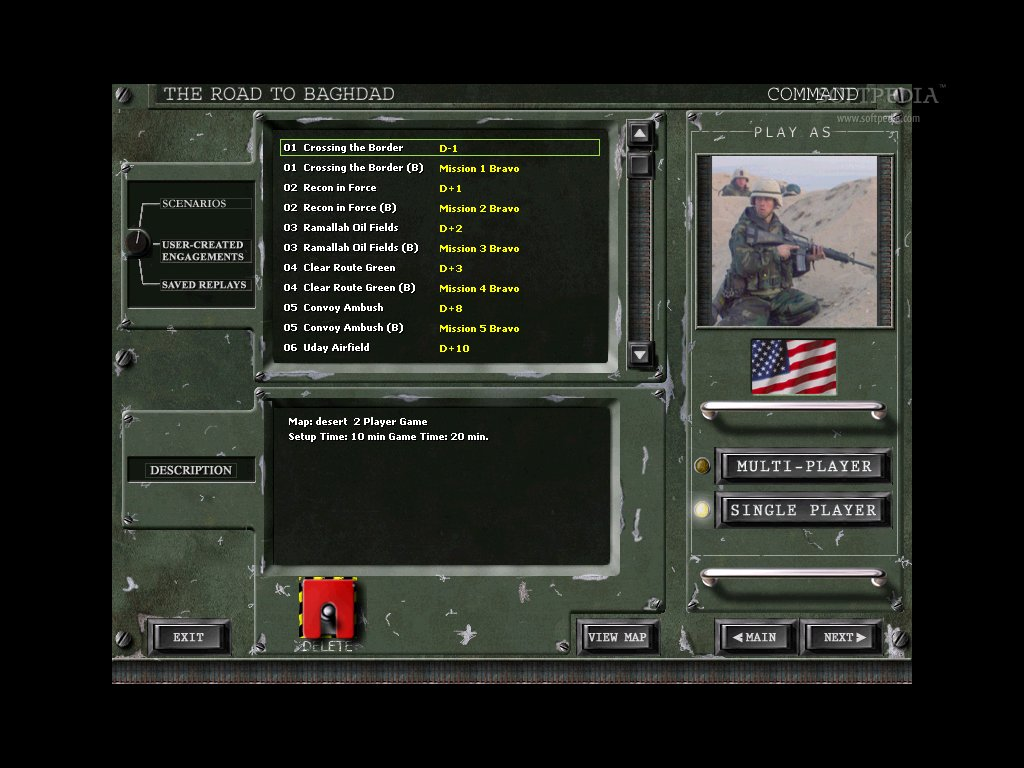 ���� The Road to Baghdad