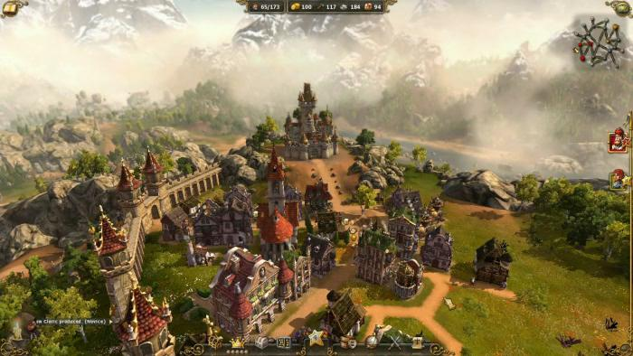 Download The Settlers 7 - Paths to a Kingdom Baixar Jogo Completo  Full