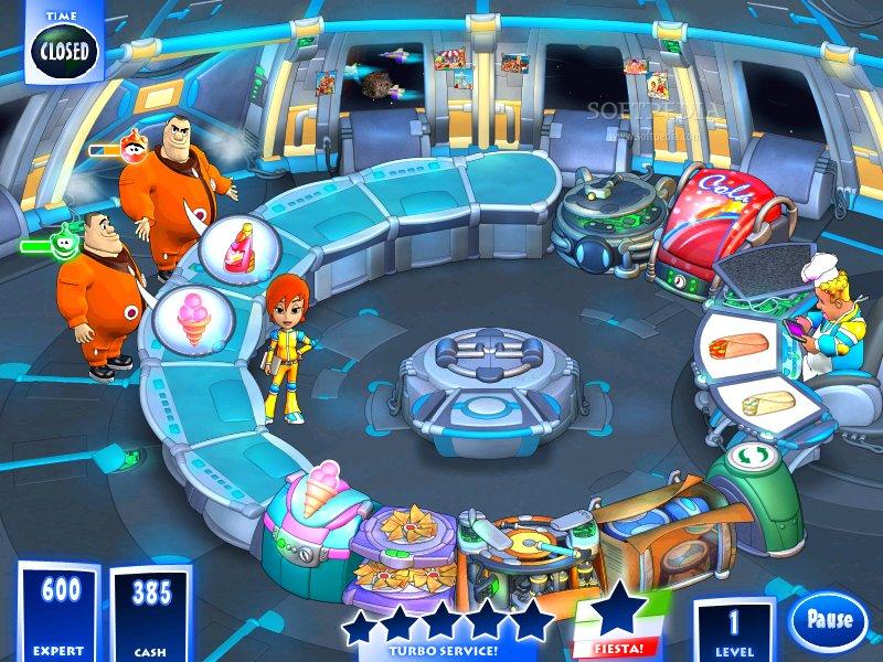 لعبة المطعم الرئعة بأصدار Turbo