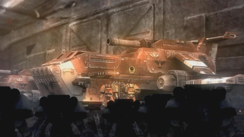 warhammer 40000 dawn of war 2  trailer