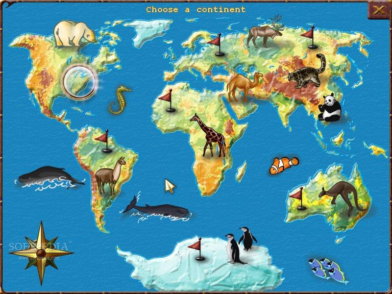 World Riddles Animals